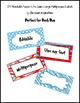 Classroom Themed Décor – Seuss-like Colors Bundle