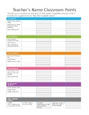 Classroom Ticket System for Classroom Management