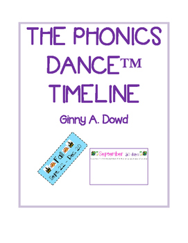 Classroom Timeline© by The Phonics Dance™