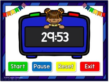 Classroom Timer - 30 Minutes