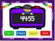 Classroom Timer - 45 Minutes