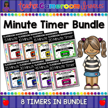 Cl Room Timer Bundle