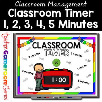 Classroom Timer Powerpoint
