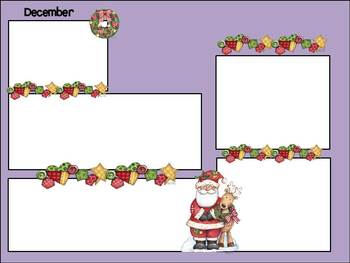 {Editable} Classroom Times Monthly Newletter, with Summer Months (Revised)