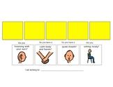 Classroom Token Economies- Color Coded