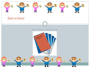 Classroom Trading Cards For Your Students