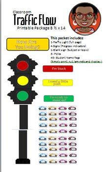 Assessment: Classroom Traffic Flow