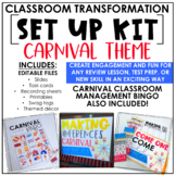 Classroom Transformation Kit: Carnival Theme