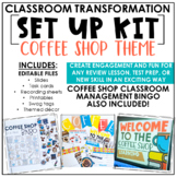 Classroom Transformation Kit: Coffee Shop Theme