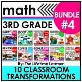 3rd Grade Classroom Transformations | Bundle #4