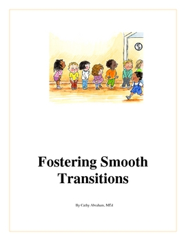 Classroom Transitions with young children