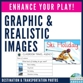Classroom Travel Agency: Enhancing Dramatic Play