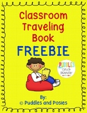 Classroom Traveling Book Freebie