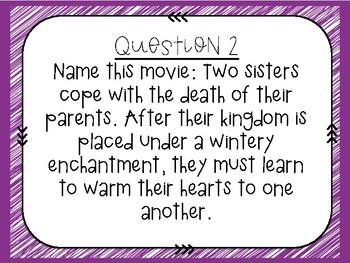 Classroom Trivia Set 2