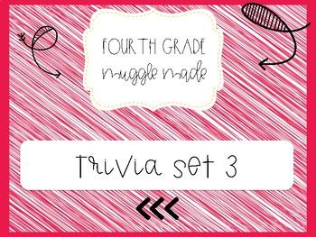 Classroom Trivia Set 3