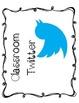 Classroom Twitter & Homework Club Printable