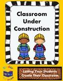 Classroom Under Construction