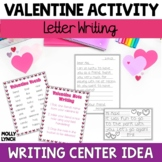 Classroom Valentine Letter Writing! Special Delivery!