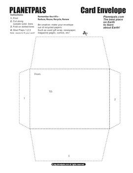 Classroom Valentine ♥ Cards Set & Envelope Coloring & Construction Stem Set