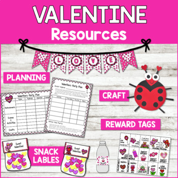 Valentine's Day Party Pack