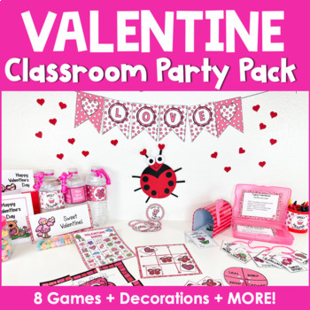 Valentine S Day Party Games And Ideas By Peggy Means Primary Flourish