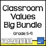 Classroom Values Big Bundle