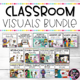 Classroom Procedure Visuals Bundle