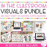 Classroom Procedure Visuals Bundle