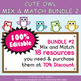 Classroom Voice Level Clip Chart in Cute Owl Theme - 100% Editble