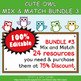 Classroom Voice Level Clip Chart in Cute Owl Theme - 100% Editble