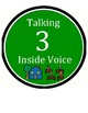 Voice Levels - Classroom Posters