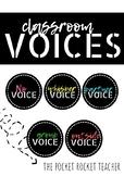 Classroom Voice Meter