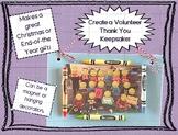 Classroom Volunteer Keepsake/Gift