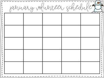 Classroom Volunteers (Activities and Ideas to Make Organization Easy)