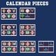 Classroom Wall Calendar pieces-Baseball Wall Calendar