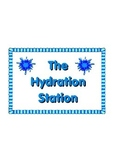 Classroom Water Station Sign