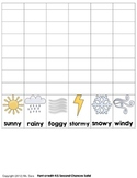 Classroom Weather Graph