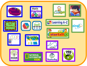 Classroom Webpage Support (primary classrooms)