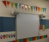 Classroom Welcome Bunting