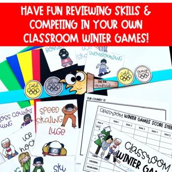 Classroom Winter Games