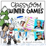 Classroom Games for the Winter