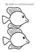 Classroom Wish List - under the sea, ocean, fish (orientation, open house)
