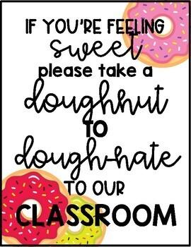 Classroom Wishlist EDITABLE
