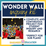 Classroom Wonder Wall Kit: Building Inquiry and Research Skills