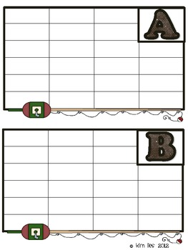 Classroom Word Wall and Student Booklet - Fishing Theme