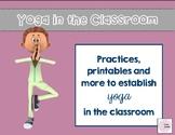 Classroom Yoga