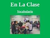 Classroom and School Vocabulary Clase Escuela Vocabulario