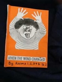 Classroom book activity - When the Wind Changed by Ruth Park.