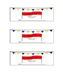 Classroom carnival ticket