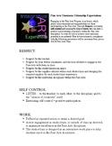 Classroom citizenship expectations